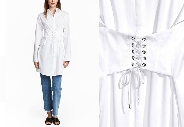 Informales Looks Formas 4 Combinar De En Largas Camisas a1wSZq