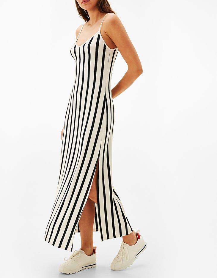 vestidos largos frescos