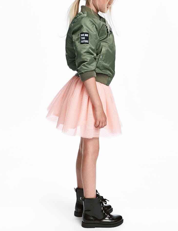 6ce55d413 Tres faldas de tul para niña ideales